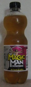 Magic Man Energydrink