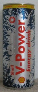 Shell V-Power Energy-Drink