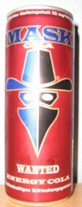 Mask Energy Cola