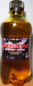 Speedstar Energy Drink