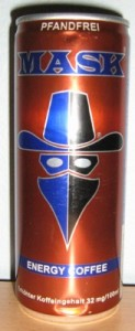Mask Energy Coffee