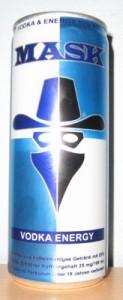 MASK Vodka Energy