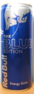 Red Bull - The Blue Edition
