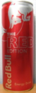 Red Bull - The Red Edition