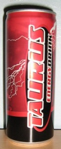 Taurus Energy Drink