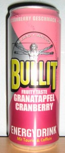 Bullit Fruity Taste