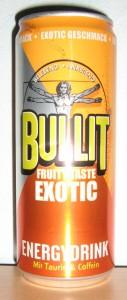 Bullit Fruity Taste Exotic
