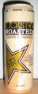 Rockstar Roasted Vanilla
