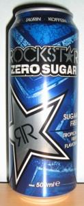 Rockstar Zero Sugar