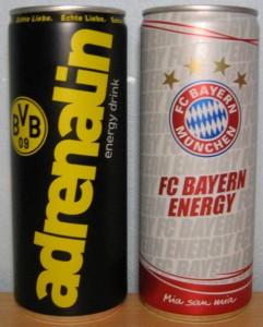 BVB Adrenalin FC Bayern Energy