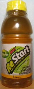 Bio ReStart natural Energy Drink Lemon