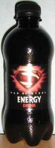 Man of Steel Energy Drink