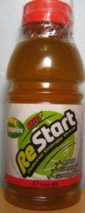 Bio ReStart natural Energy Drink Orange