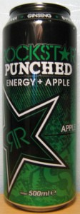 Rockstar Punched Apple