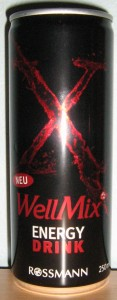 WellMix Energy Drink