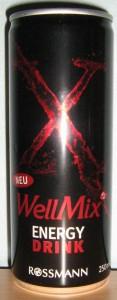 WellMix Energy Drink
