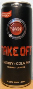 Take Off Energy Cola