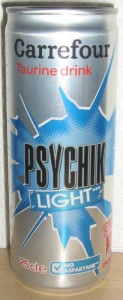 Carrefour Psychik Light