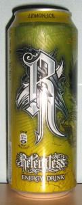 Relentless Lemon Ice