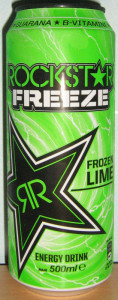 Rockstar Freeze - Frozen Lime