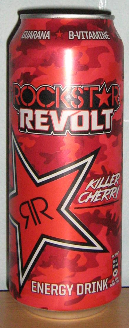 Rockstar Revolt Killer Cherry