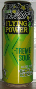 Flying Power X-Treme Sour Lime Shock
