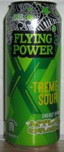 Flying Power X-Treme Sour Apple Explosion