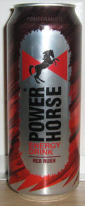 Power Horse Red Rush