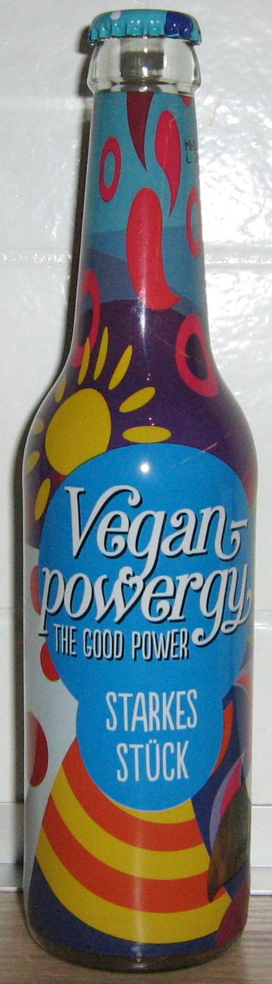 Veganpowergy Starkes Stück