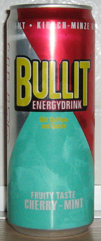 Bullit Cherry-Mint