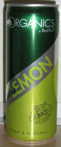 Redbull Organics Bitter Lemon