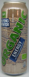 Flying Power Organic Rhabarber Energy