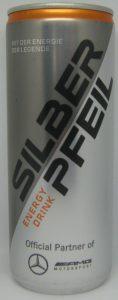 Silberpfeil Energydrink