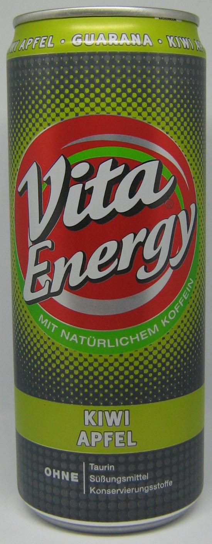 Vita Energy Kiwi Apfel