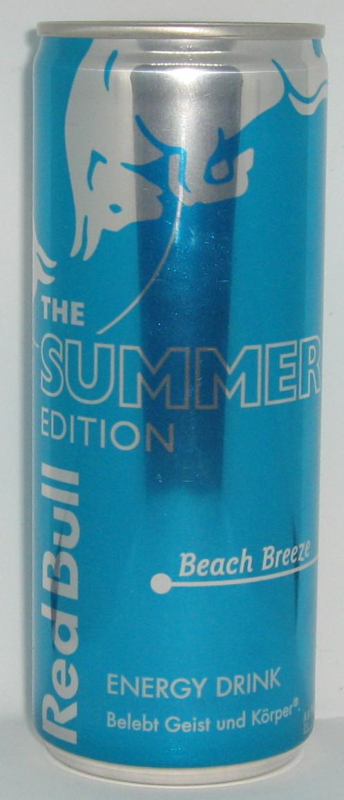 Red Bull Beach Breeze